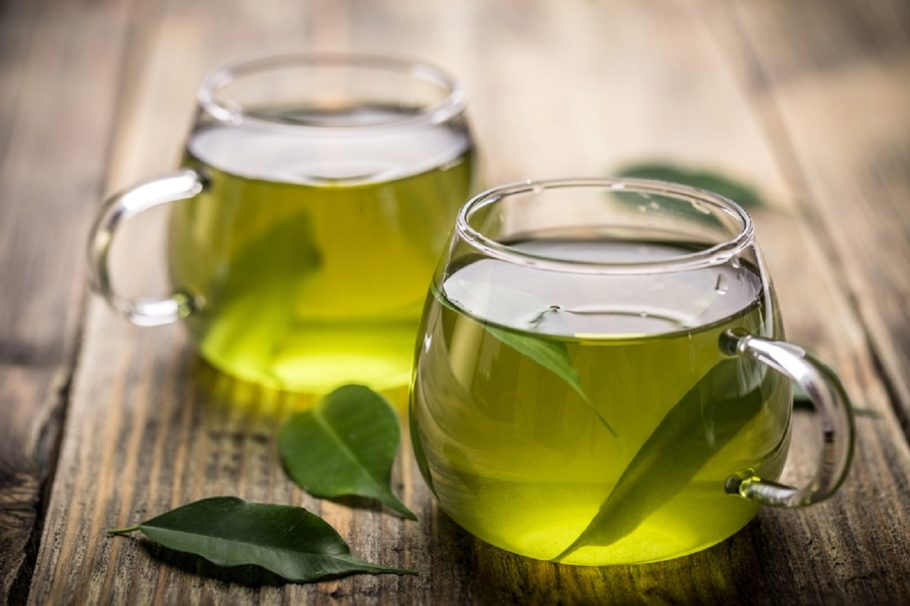 влияние зеленого чая